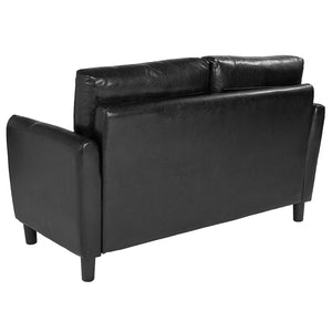 "Flash Furniture Candler Park 55.25"" Upholstered Loveseat"