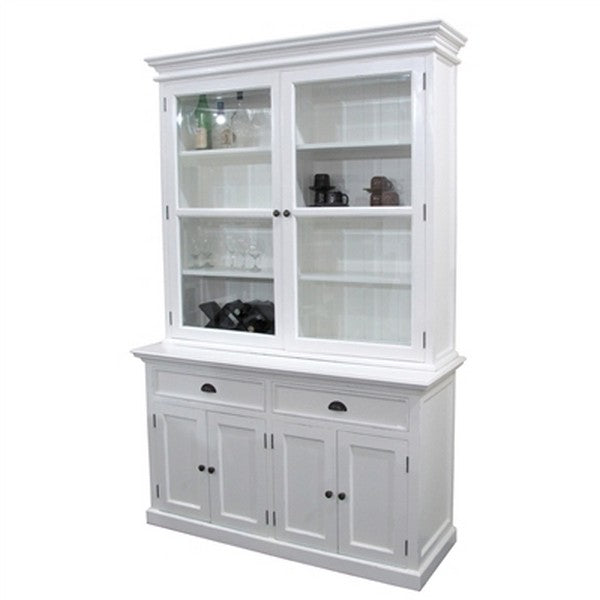 HALIFAX Large Hutch Cabinet BCA594
