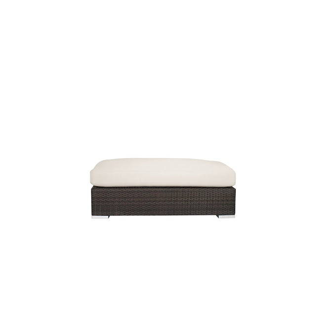 King Large Ottoman (Rectangular) in Espresso