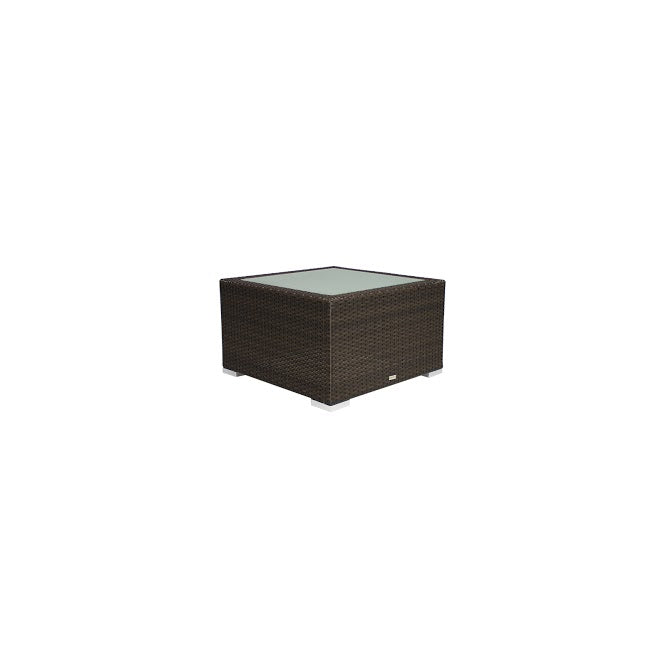 Lucaya Coffee Table (Square) in Espresso