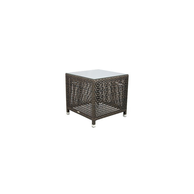 Matterhorn End Table (Square) in Espresso