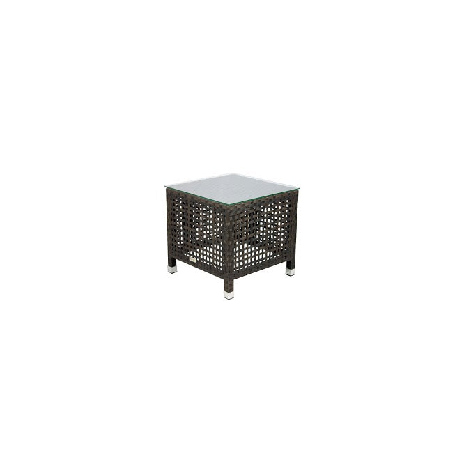 Matterhorn Side Table (Square) in Espresso