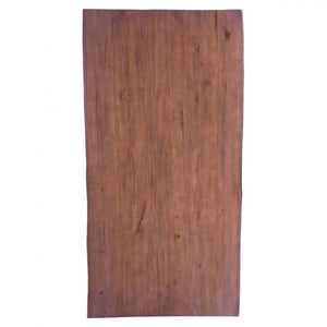 Omaha Dining Table Distressed - Cherry Oak