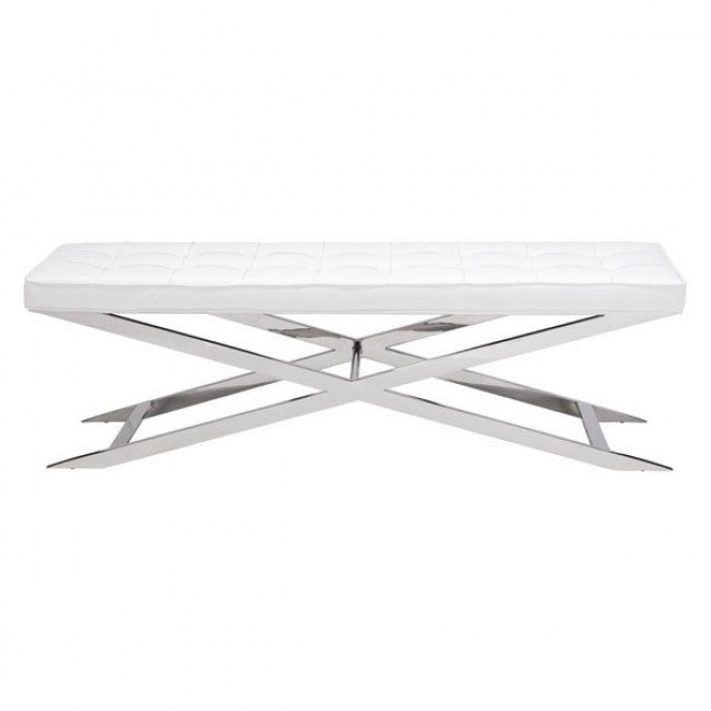 Pontis Bench - White