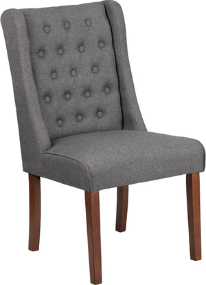 Flash Furniture Hercules Preston Series Tufted Parsons Chair