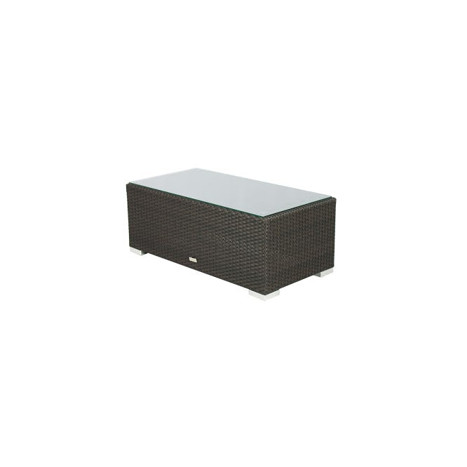 St Tropez Coffee Table (Rectangular) in Espresso