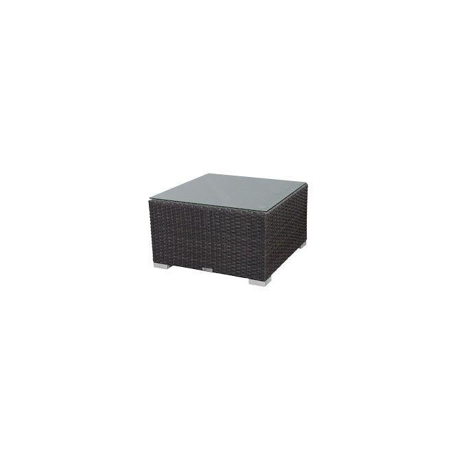 St Tropez Coffee Table (Square) in Espresso