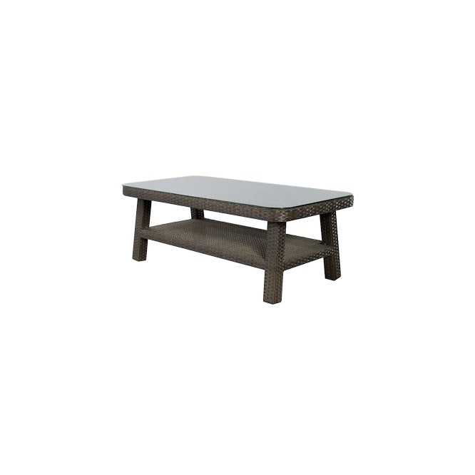 Tahiti Coffee Table (Rectangular) in Espresso