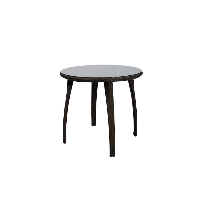 Tuscanna Dining Table - Seats 2 (Round) in Espresso
