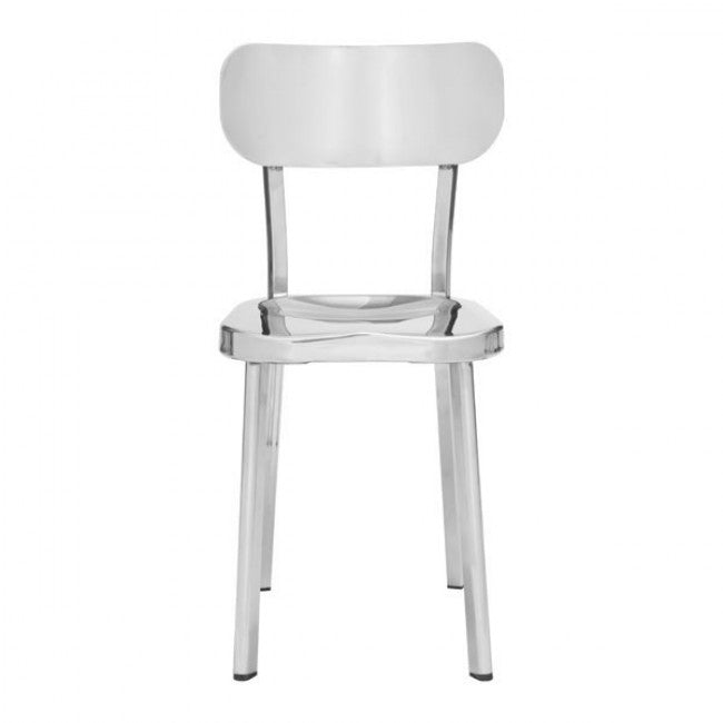 Winter Dining Chair - Stainless Steel