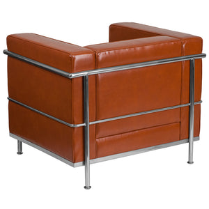 Flash Furniture Hercules Regal Series Contemporary LeatherSoft Chair