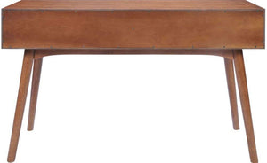 Zuo Modern Design District Walnut Console Table