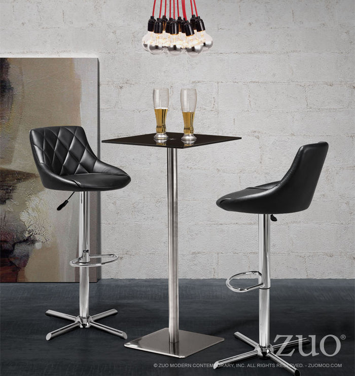 Zuo Modern Dimensional Steel Bar Table