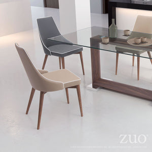 Zuo Modern Moor Dining Chair (Set of 2)