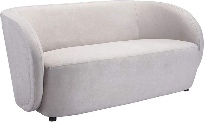 "Zuo Modern Rome 62.2"" Sofa in Gray"