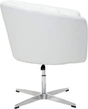Zuo Modern Wilshire Height-Adjustable Swivel Occasional Chair