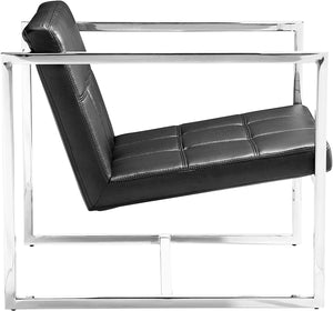 Zuo Modern Carbon Occasional Chair
