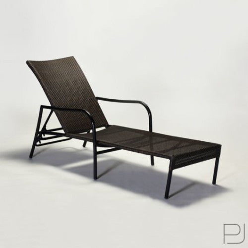 Porto Chaise Lounge with Cushion