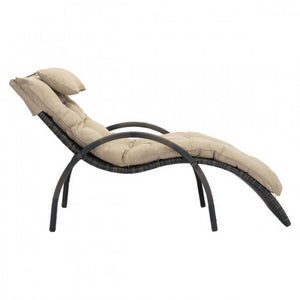 Eggertz Beach Chaise Lounge