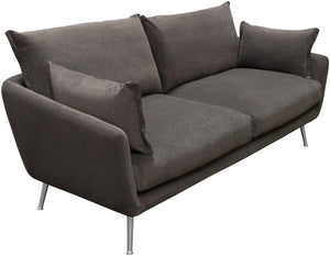 "Diamond Sofa Vantage 83"" Contemporary Fabric Sofa"