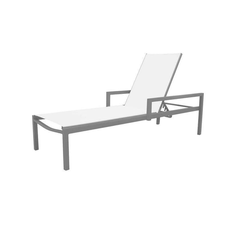 Fusion Chaise w/ Arms
