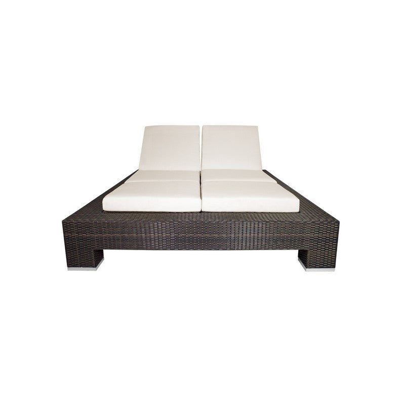 King Armless Double Chaise