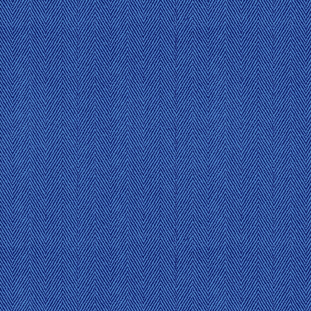 Carnivale Blue Herringbone Blue Fabric Yardage 12628-B | Ann's By Design