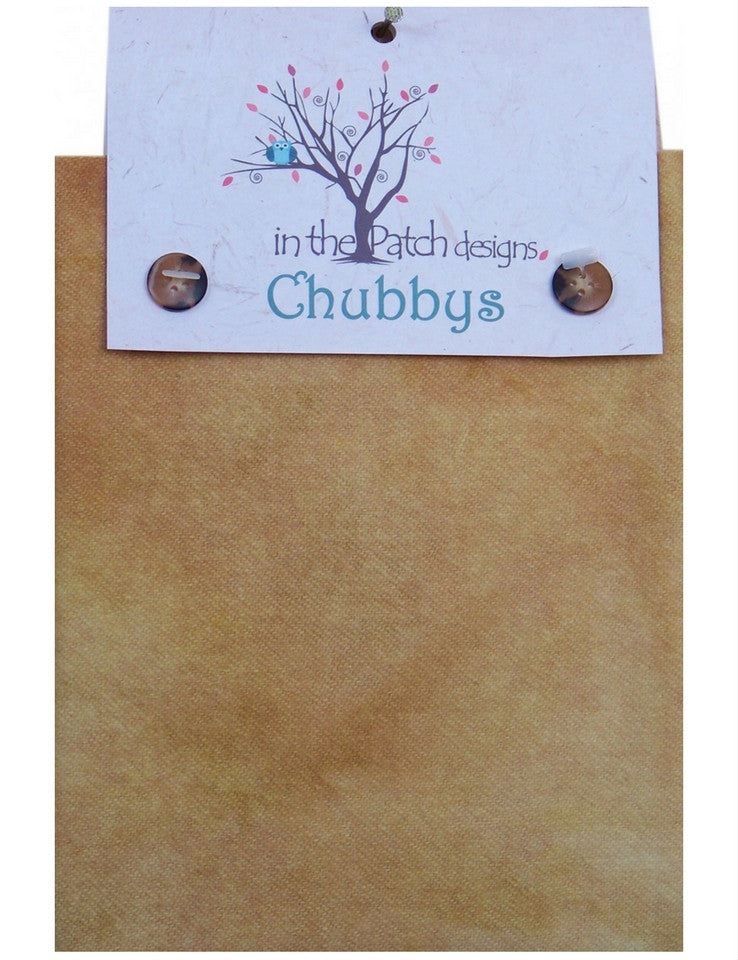 In The Patch Designs Chubbys 16in x 16in Felted Wool Square | Ann's By Design