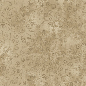 Quilting Temptations Driftwood Tan Fabric Yardage 22542-AK