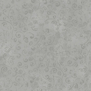 Quilting Temptations Smoke Gray Fabric Yardage 22542-KZ