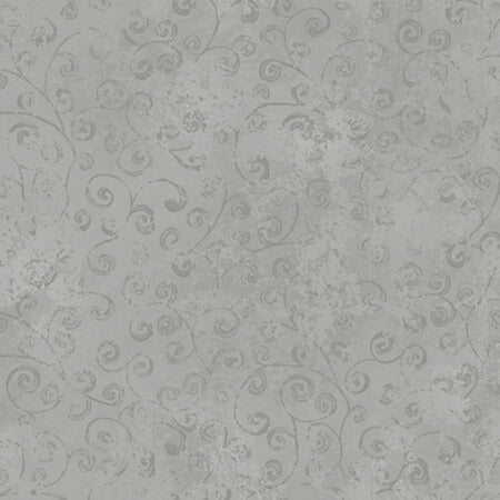 Quilting Temptations Smoke Gray Fabric Yardage 22542-KZ | Ann's By Design