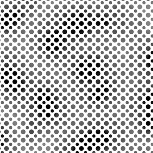 Ombre Dots Black Fabric Yardage 23413-J | Ann's By Design
