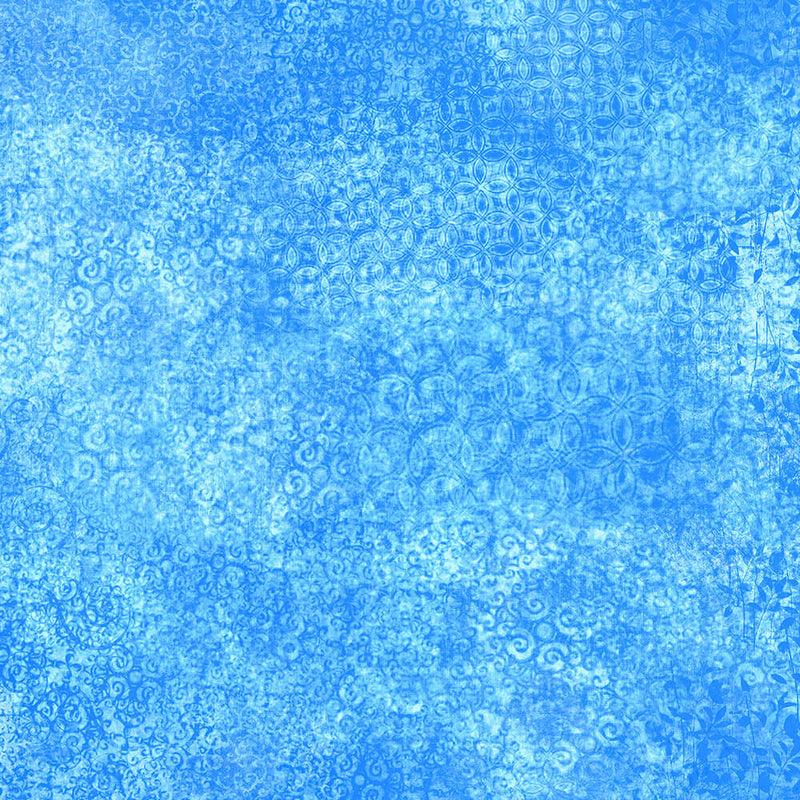 Scrollscapes II Ocean Fabric Yardage 24362-B | Ann's By Design
