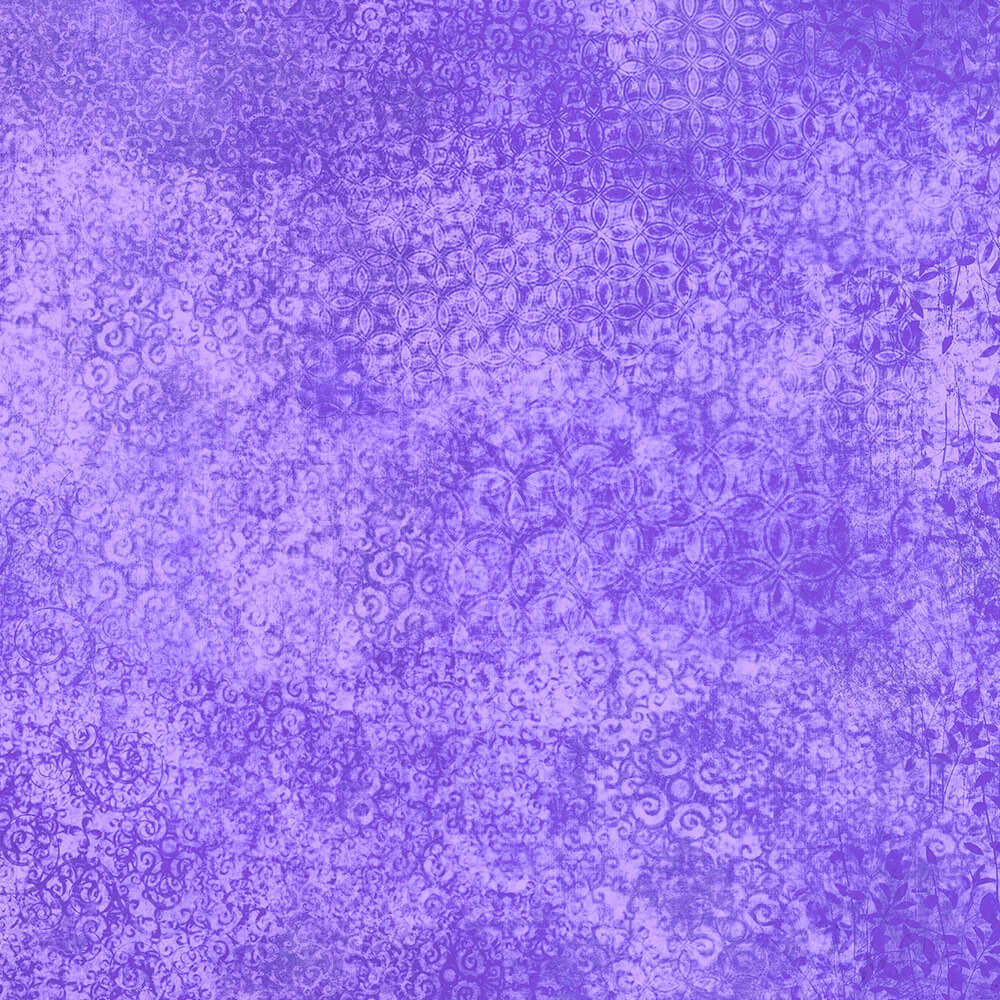 Scrollscapes II Hyacinth Fabric Yardage 24362-VL | Ann's By Design