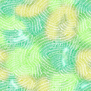 Ombre Stitches Green Fabric Yardage 25974-G | Ann's By Design