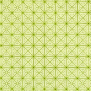 Sophia Diamond Geo Patch Light Green Fabric Yardage 26074-H | Ann's By Design