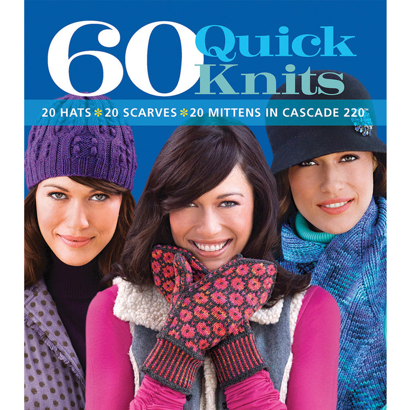 60 Quick Knits - Softcover