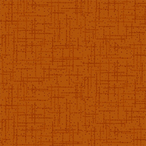 Matrix Burnt Orange Fabric Yardage 23078-T | Ann's By Design