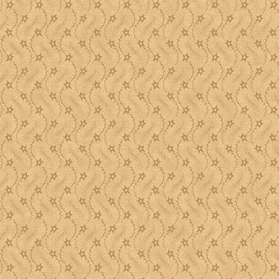 Harvest Blessings Cream Milky Way Star Fabric Yardage 8548-44 | Ann's By Design
