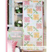 Tablerunner Bliss by Sherri Falls - Softcover