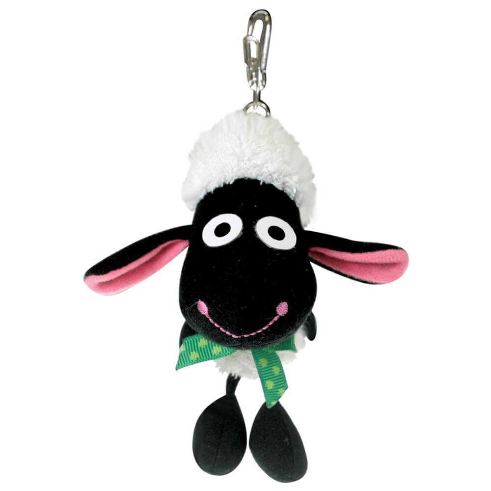 Big Head Sheep Keyring 5"
