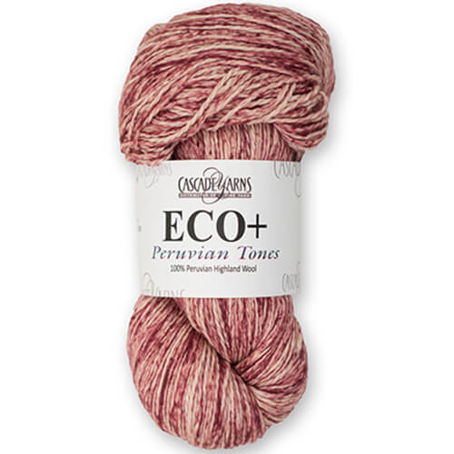 Cascade Yarns - Eco+ Peruvian Tones | Ann's By Design