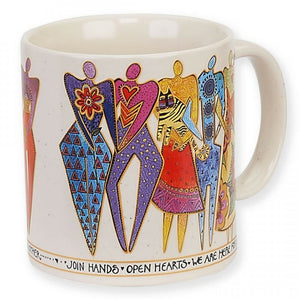 Laurel Burch Join Hands 14oz Mug - LBM324