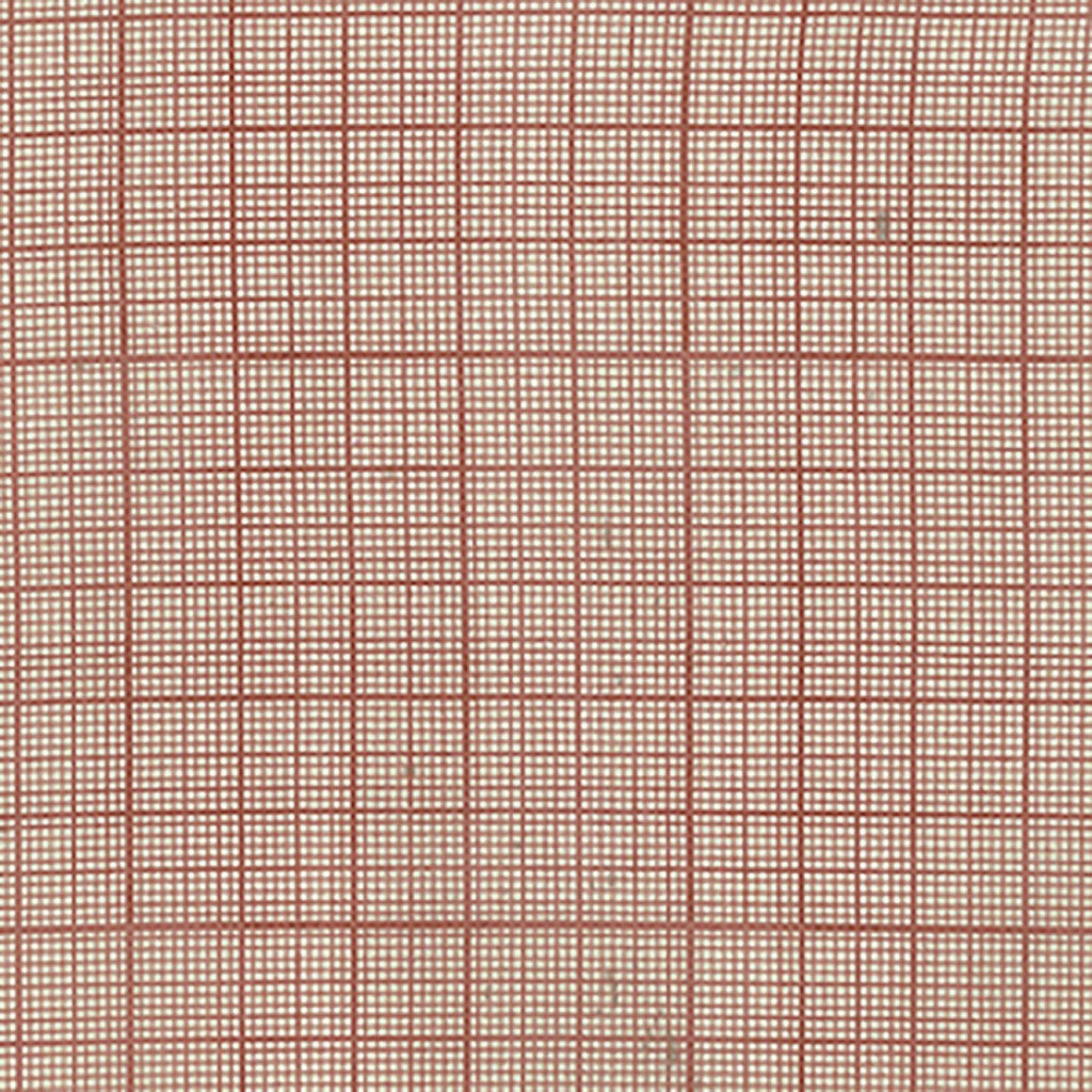 Eclectic Elements Correspondence Graph Red Fabric Yardage PWTH042.8RED | Ann's By Design