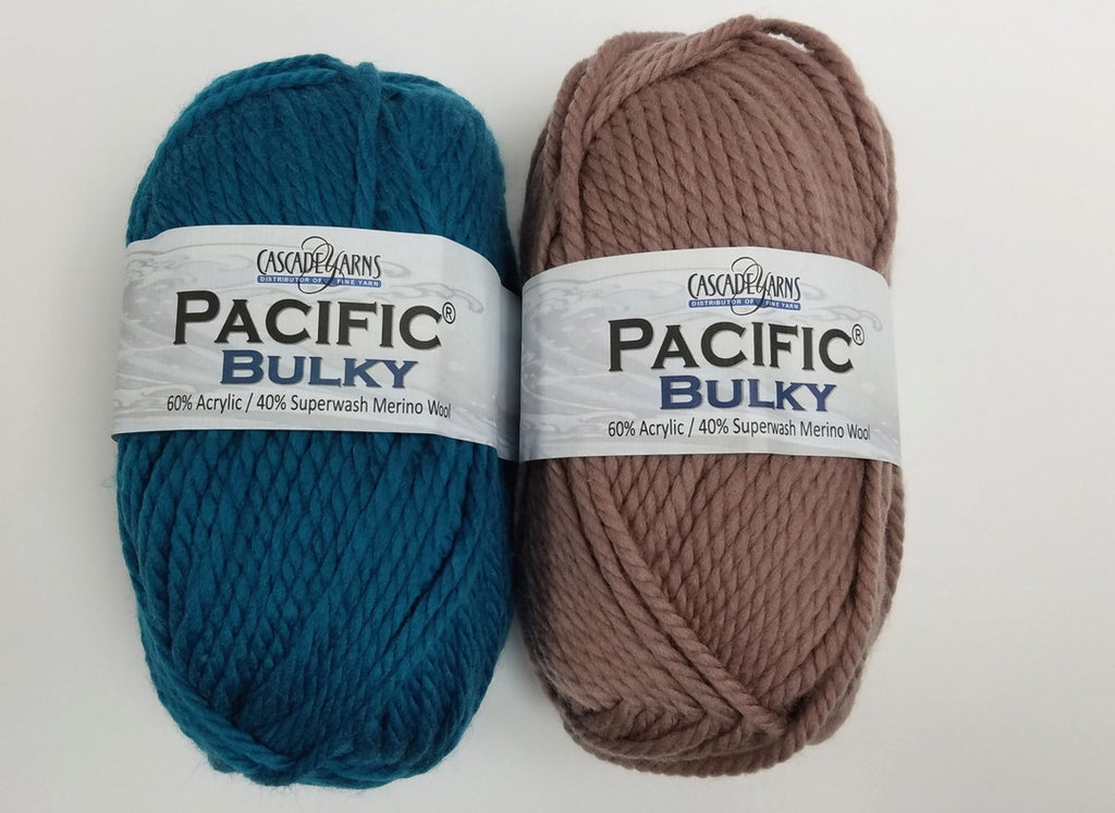 Cascade Yarns - Pacific Bulky | Ann's By Design