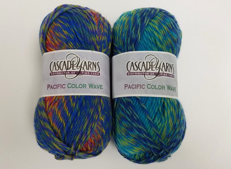 Cascade Yarns - Pacific Color Wave | Ann's By Design