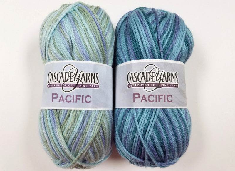 Pacific Multis - Cascade Yarns | Ann's By Design