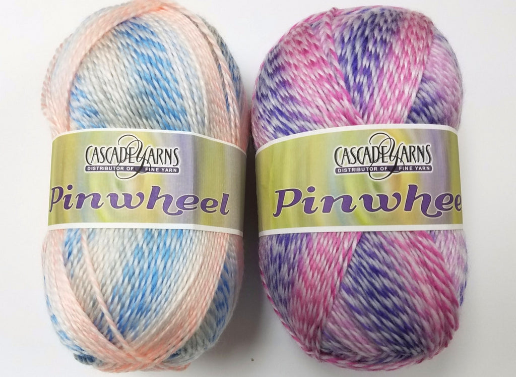 Pinwheel - Cascade Yarns | Ann's By Design