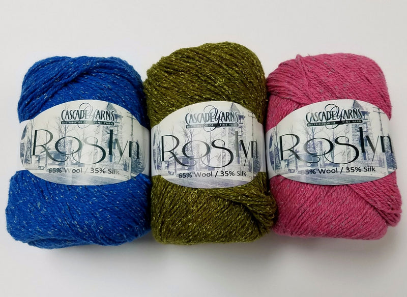 Cascade Yarns - Roslyn | Ann's By Design