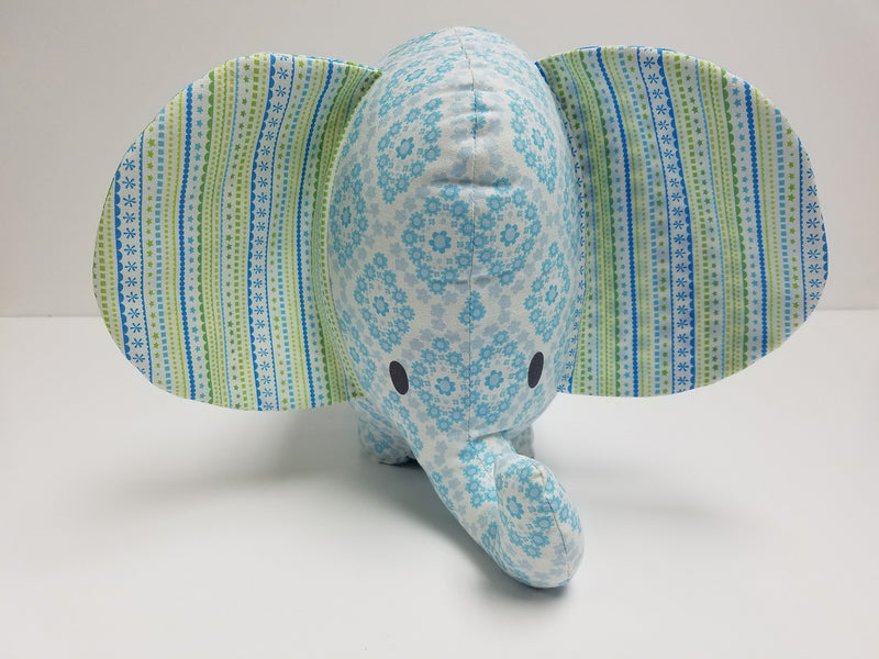 Bobo Baby - Bobo The Elephant Multi Panel | Ann's By Design